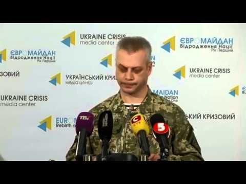 Download 18th Dec 2014 Military operation in eastern Ukraine - ATO - RNBO Ukraine Crisis Media Center