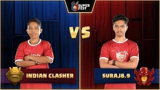 #SuperFest - Clash of Clans - 1V1 - Match 2