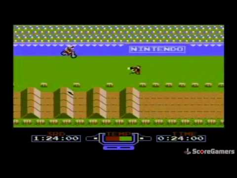 Excitebike Wii Virtual Console