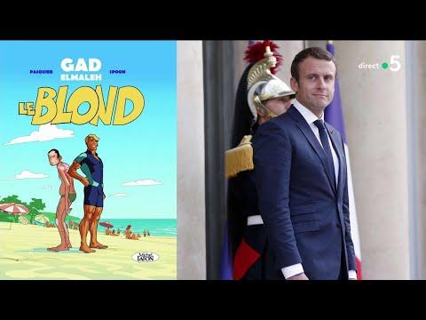 Macron sous haute tension - C à Vous - 09/01/2018