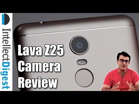Lava Z25 Camera Review | Intellect Digest