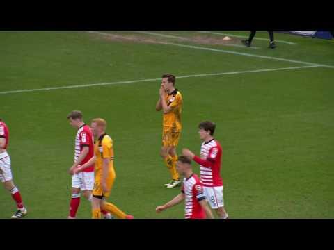 Crewe Alexandra 1-2 Cambridge United: Sky Bet League Two Highlights 2016/17 Season