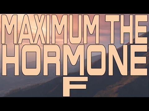 Maximum the Hormone - F (Instrumental Cover)