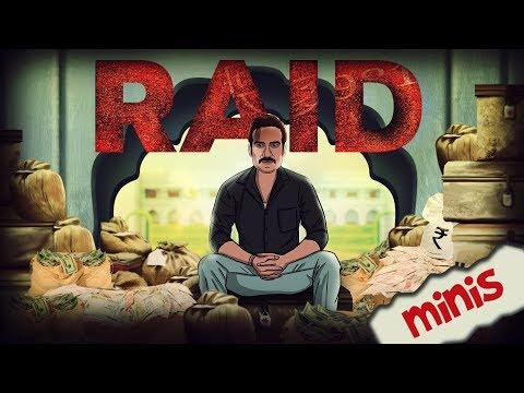How Raid Could've Ended || Ajay Devgan & Illeana D'cruz || Shudh Desi Endings