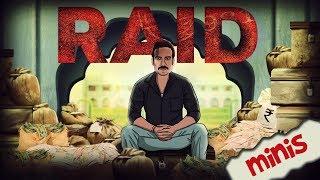 How Raid Could've Ended || Ajay Devgan & Illeana D'cruz | SDE