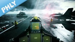 This Mission Made My Jaw Drop (Battlefield 3 - Going Hunting)