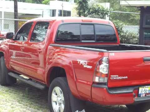 2010 Toyota Tacoma Trd Sport Tinto Autoconnect Com Mx