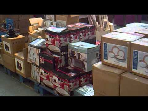 Liquidation stock warehouse.wmv