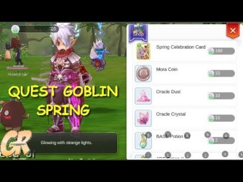 #Day 3 : Quest Goblin Spring - Ragnarok Mobile Eternal Love