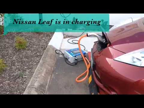 10kw chademo portable fast ev charger-setec power manufacturer