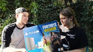 LootBoy gives away a PlayStation 4 Pro in the Fortnite Battle Royal Bomber Pack Bundle