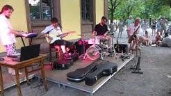 KRIS BAUER & BAND live at KOKI Freiburg electro acoustic