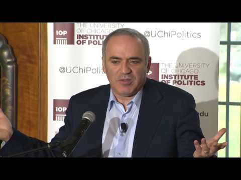 IOP America's Endgame with Russia: A Discussion with Chess Grandmaster Garry Kasparov