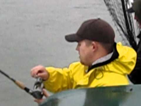 2011 Spring Salmon Fishing on the Rogue RIver