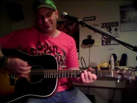 The devil`s right hand Steve Earle acoustic cover
