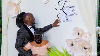 Namatai & Tawanda's Wedding Highlights