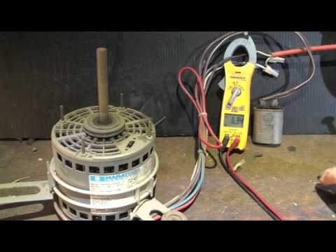 Heil Ac Wiring Diagram 480 Volt 3 Phase Transformer Psc Motors And 5-2-1 Hard Start Connection | Doovi