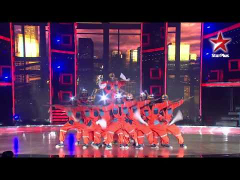India's Dancing SuperStar   Ep 14   Loyola Dream Team's amazing performance