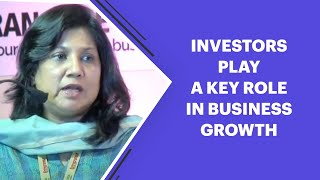 Investors play a key role in business