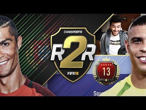 FIFA 18 Road To Ronaldos #18 - TOP 20 SQUAD BATTLES REWARDS! NEW TEAM FOR 800.000 COINS!