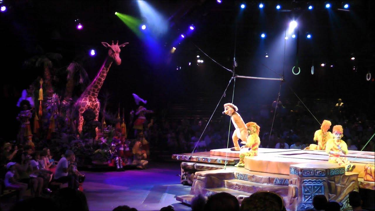 festival of the lion king, animal kingdom, walt disney world hd