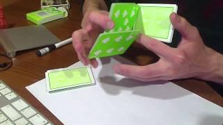 Карточный флориш - Урок