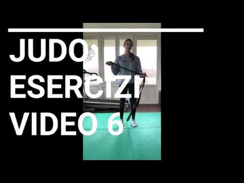 AQJUDO: Esercizi Video 6