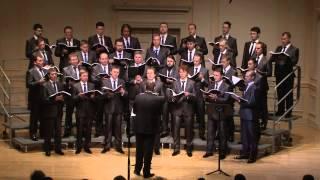 Концерт хора Сретенского монастыря в Библиотеке Конгресса США [HD]
