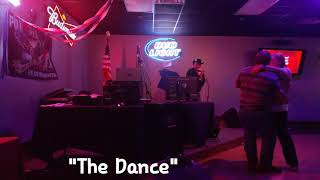 "Mr. Bubba Singing ""The Dance"""