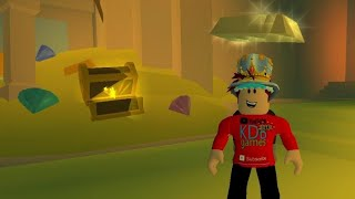 How robbed a pyramid in Mad City on Roblox (Dutch)