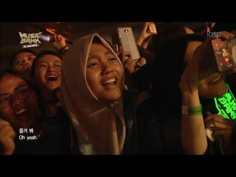 뮤직뱅크 Music Bank In JAKARTA - EXO (엑소) - Louder (라우더) (Louder - EXO). 20170930