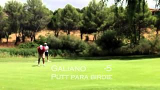 Campeonato de España Amateur Individual Masculino de golf 2013 Lomas Bosque