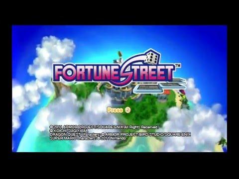 Let's Play Fortune Street (Co-op) Mario Stadium Part 1