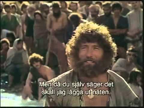 Jesus And Simon Peter