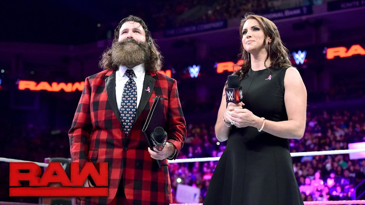 Mick Foley Meets Vince McMahon; Expected For A WWE Return 39