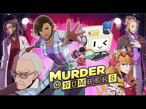 In Murder by Numbers you solve crime with math