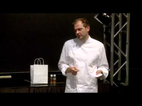 Where is the Acid?, Science and Cooking Public Lecture Serie