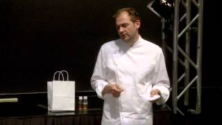 Where is the Acid?, Science and Cooking Public Lecture Series 2014