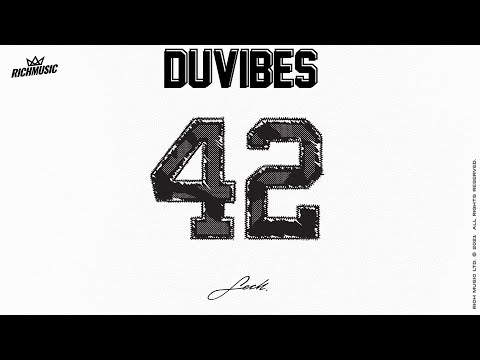 Sech - Duvibes (Audio Oficial)