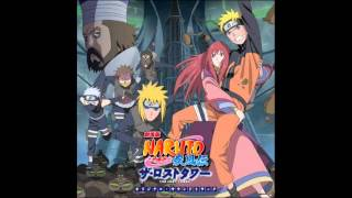 Naruto Shippūden Movie 4 OST #8 Star Atlas (Seizuban)