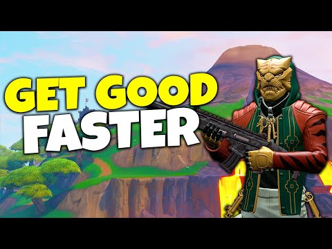 How To Get Better FASTER In Fortnite Season 8