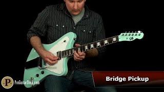 PureSalem Guitars Cardinal