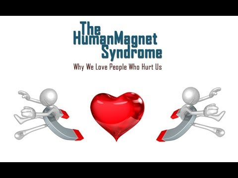 The Human Magnet Syndrome Explained. Rosenberg's Breakthrough Theory and Book. Codependency Expert