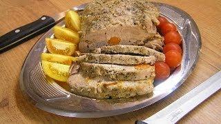 Буженина на сковороде Zepter - видео рецепт(Видео рецепт приготовления буженины в посуде Цептер (Zepter). Подписка на новые рецепты: http://goo.gl/sBj4vm Рубленые..., 2009-10-12T07:54:54.000Z)
