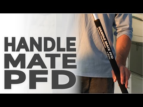 Learn how The Handle Mate PFD upgrades your handle!