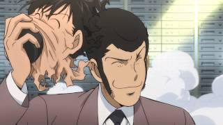 """Lupin III VS Detective Conan - Clip """"L'ora X"""" - AL CINEMA 10 e 11 Febbraio"""