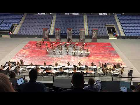 Etiwanda Indoor Percussion 2018