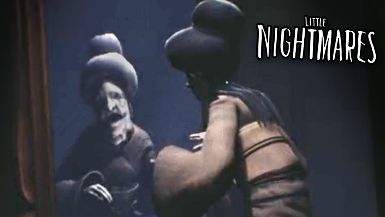 Little Nightmares DLC   THE RESIDENCE – FULL PLAYTHROUGH