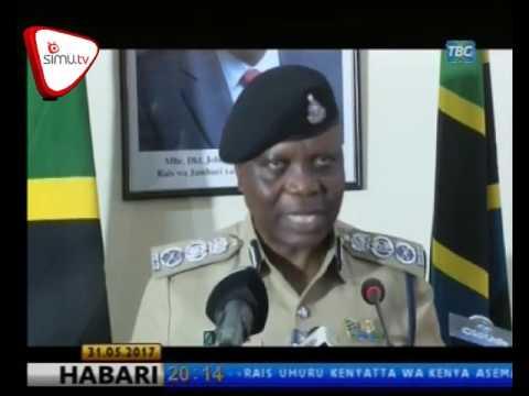 Mkuu Wa Jeshi La Polisi Atuma Salamu Kwa Wauaji Mkoani Pwani