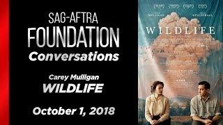 Conversations with Carey Mulligan of WILDLIFE